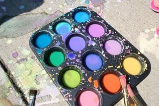 Chalk+paint+pallette